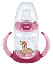 NOU! Biberon Learner First Choice Disney Classics NUK cu Controlul Temperaturii - 150 ml