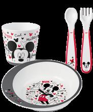Set de hrănire Disney Mickey NUK