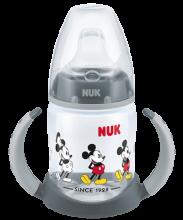 NOU! Biberon Learner First Choice Disney Mickey NUK cu Controlul Temperaturii - 150 ml
