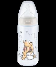 NOU! Biberon First Choice Plus Winnie the Pooh cu Controlul Temperaturii, 300 ml