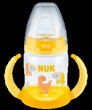 NOU! Biberon Learner First Choice NUK cu Controlul Temperaturii - 150 ml