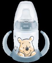 NOU! Biberon Learner First Choice Winnie the Pooh NUK cu Controlul Temperaturii - 150 ml