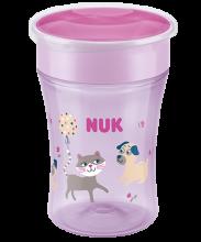 Cana Magic NUK cu margine de băut, 230 ml