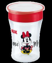 Cana Magic Disney Mickey Mouse NUK cu capac, 230 ml