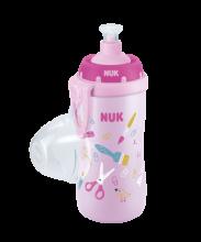 "Cana Junior NUK cu cioc ""Push-Pull"", 300 ml"
